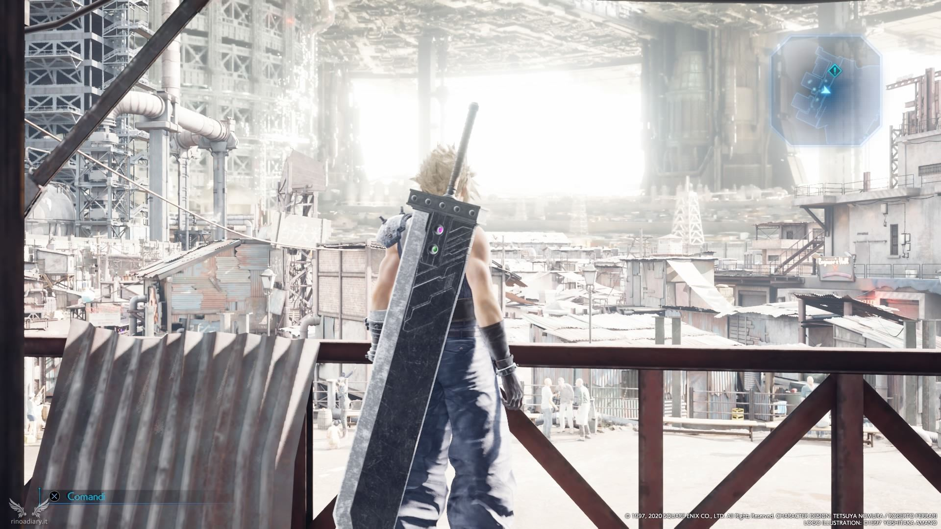 Final Fantasy VII Remake – Le armi di Cloud