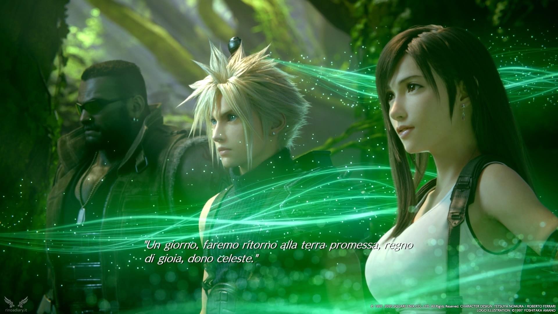 Final Fantasy VII Remake – Il Destino, il Lifestream, Aerith, Sephiroth, le visioni, il finale: proviamo a capirci qualcosa