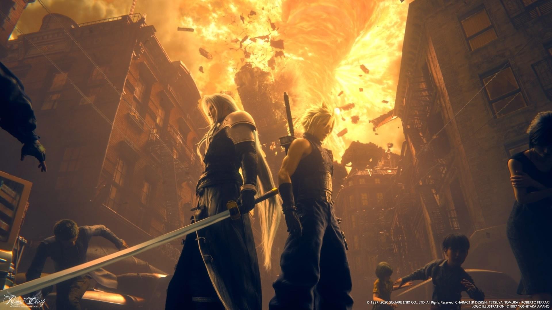Final Fantasy VII (Remake)… e i ricordi