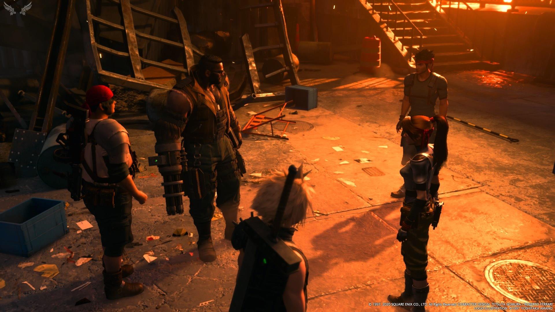 Final Fantasy VII REMAKE si aggiorna alla versione 1.01!