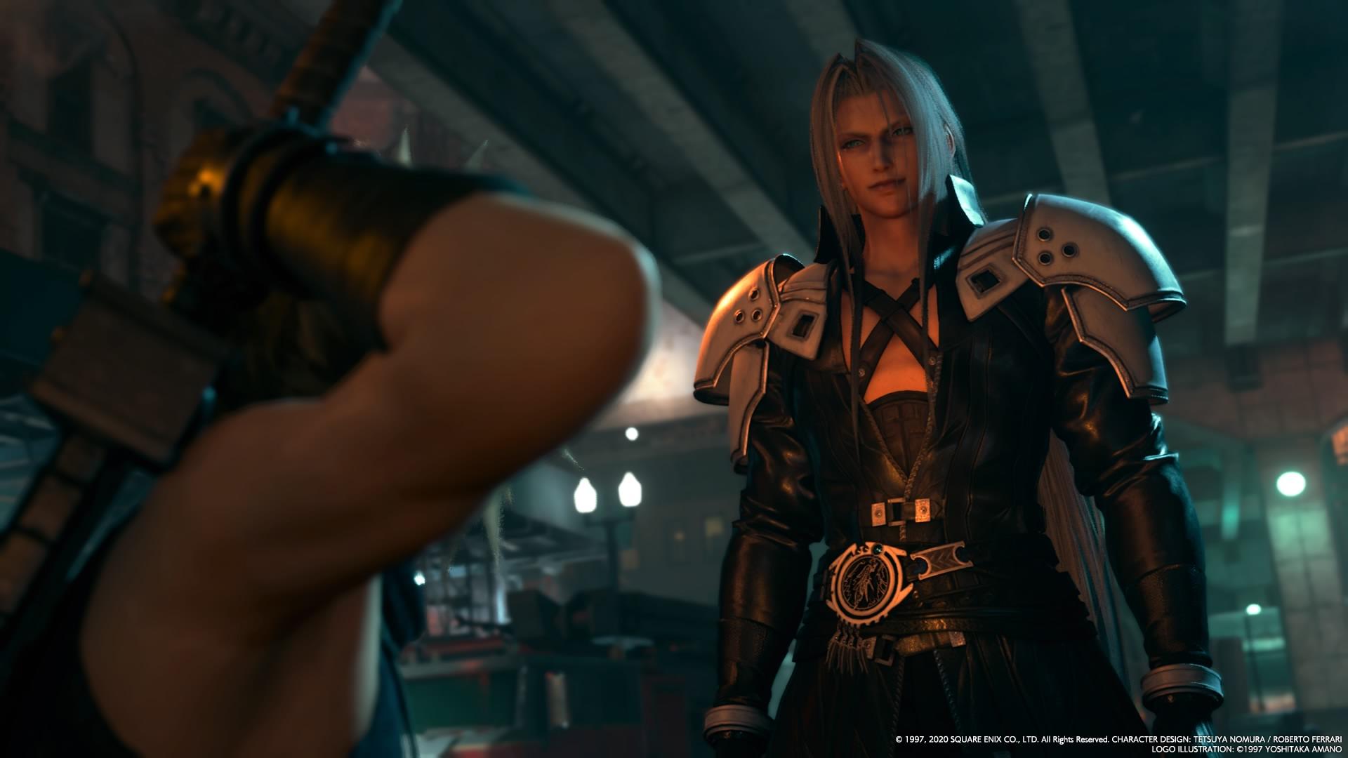 Final Fantasy VII Remake – Walkthrough – Capitolo 2
