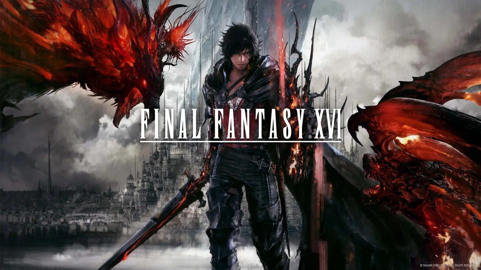 Pubblicato il sito ufficiale di Final Fantasy XVI con informazioni su personaggi e il mondo di gioco!
