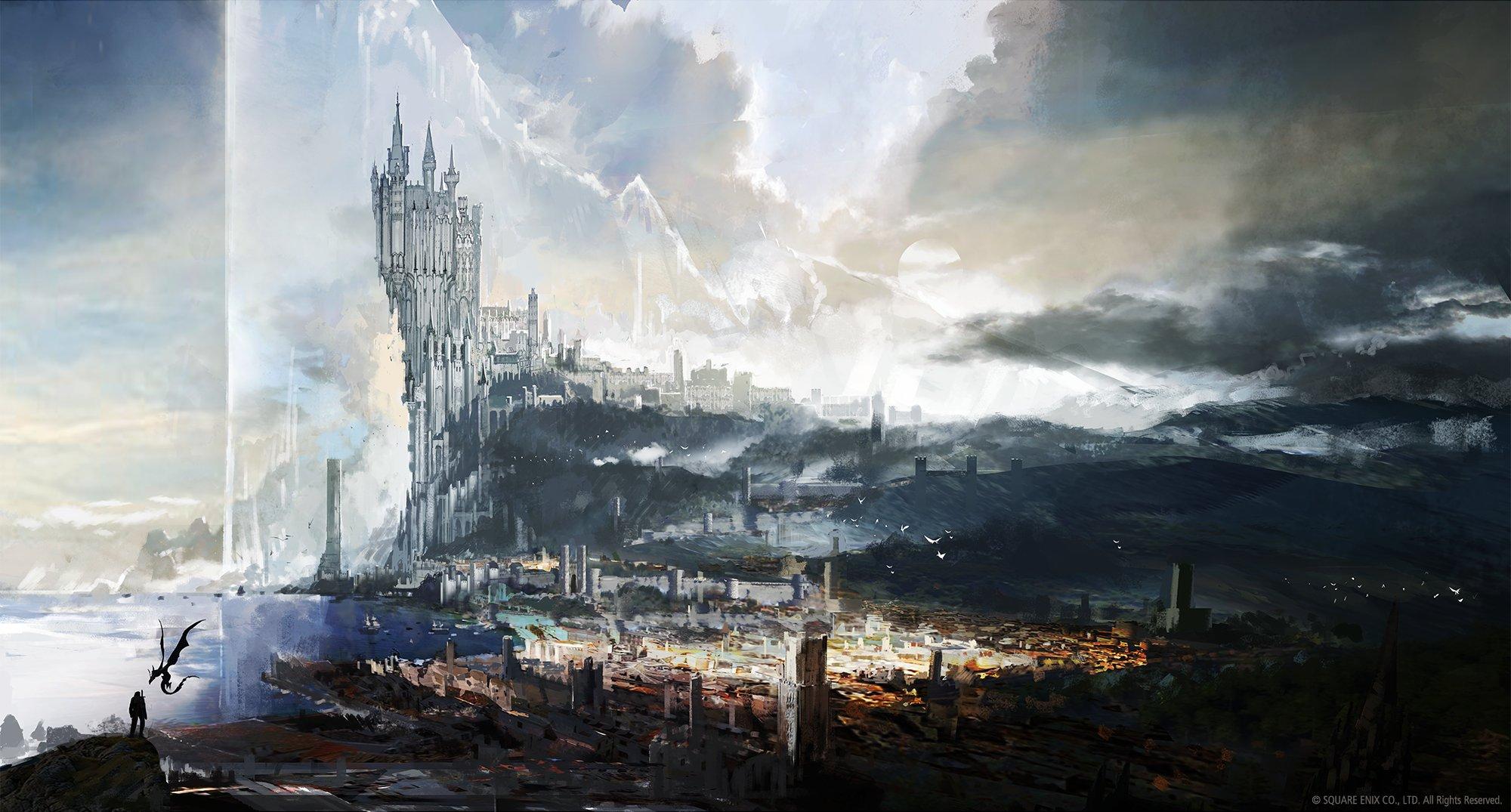 Annunciato Final Fantasy XVI per Playstation 5 e PC!