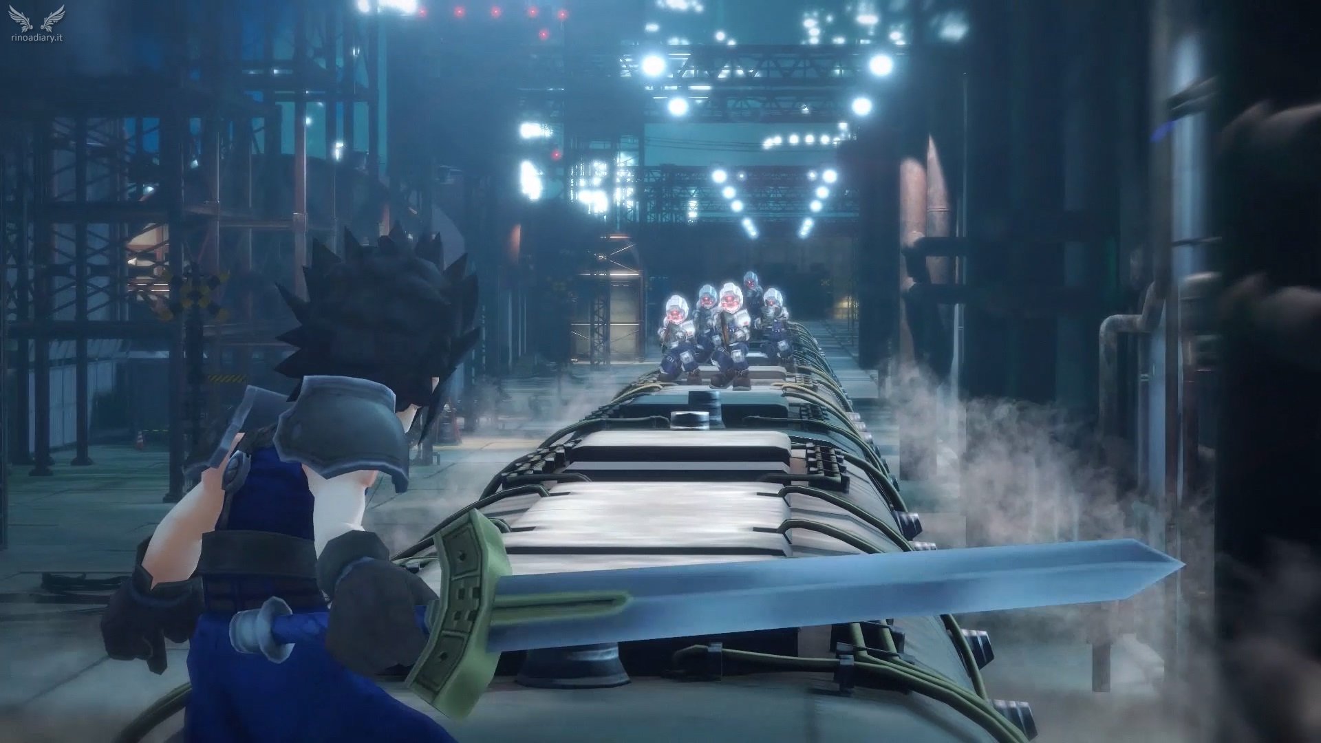 "In sviluppo Final Fantasy VII ""The First Soldier"" e ""Ever Crisis""!"