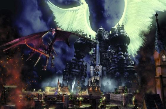 Tera e Gaia, la pre-storia di Final Fantasy IX