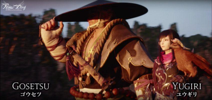 Il Samurai è il nuovo job di Stormblood: Final Fantasy XIV!