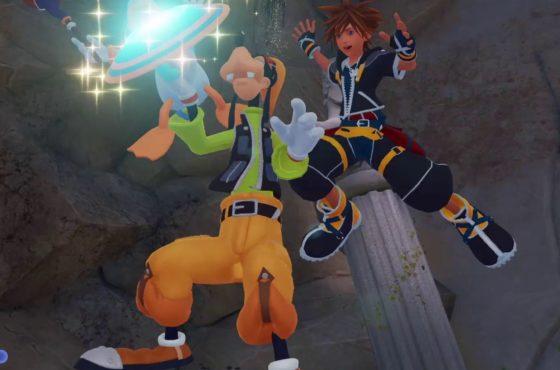 In Kingdom Hearts III ogni Keyblade ha una trasformazione peculiare