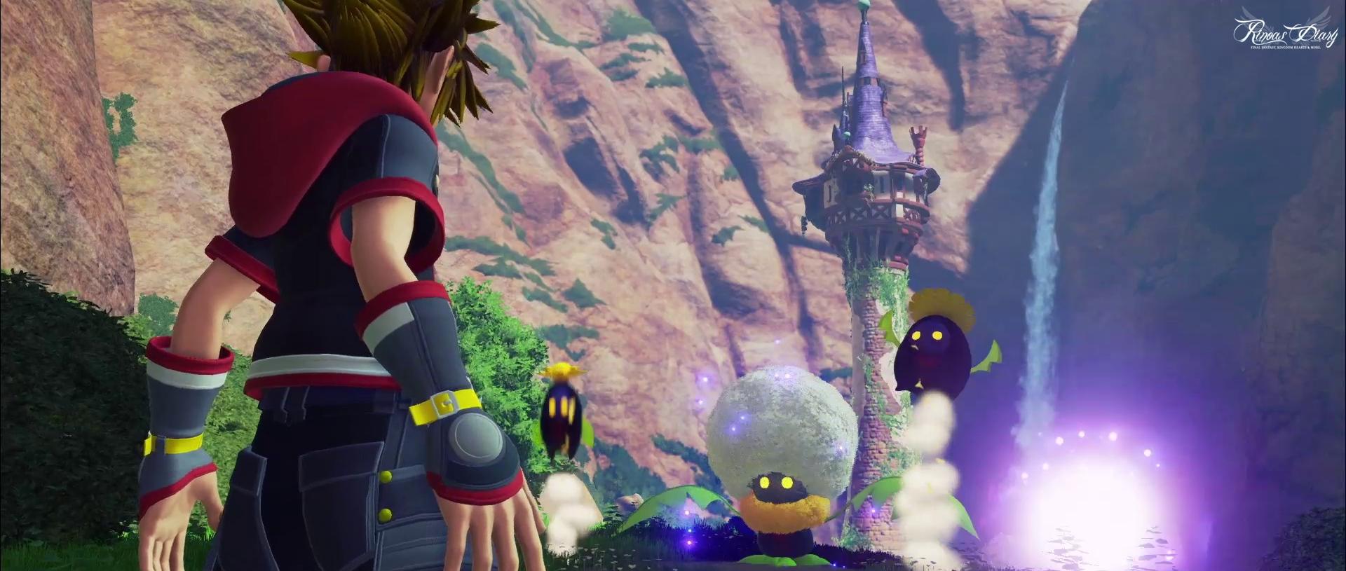 Non è ancora il momento di Kingdom Hearts III e Final Fantasy VII Remake
