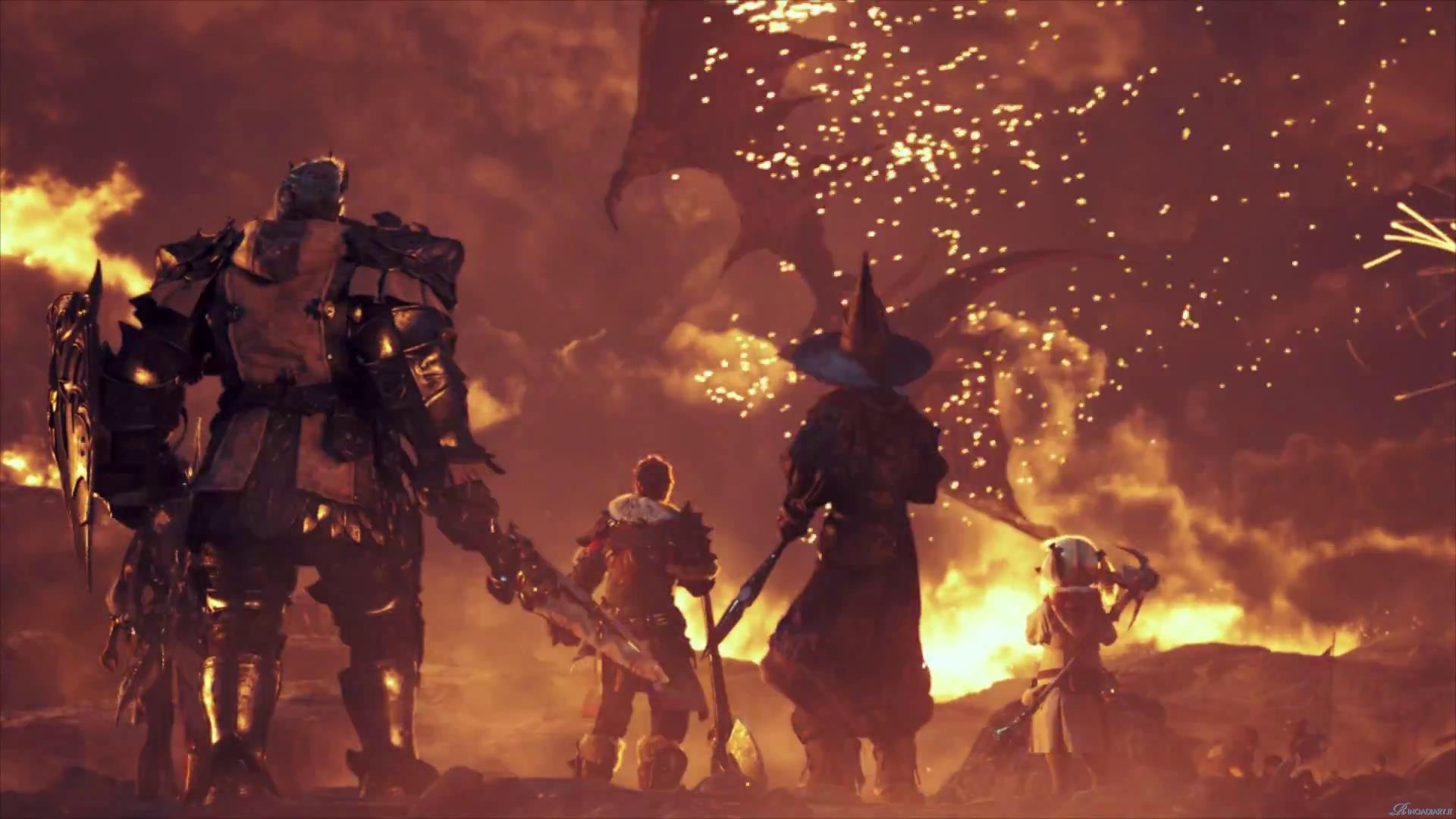 Torna il Free Login su Final Fantasy XIV fino all'8 Maggio!