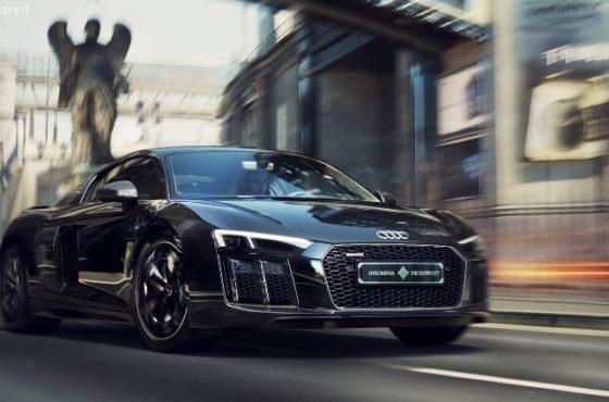 Final Fantasy XV: l'Audi R8 ispirata al gioco diventa realtà!