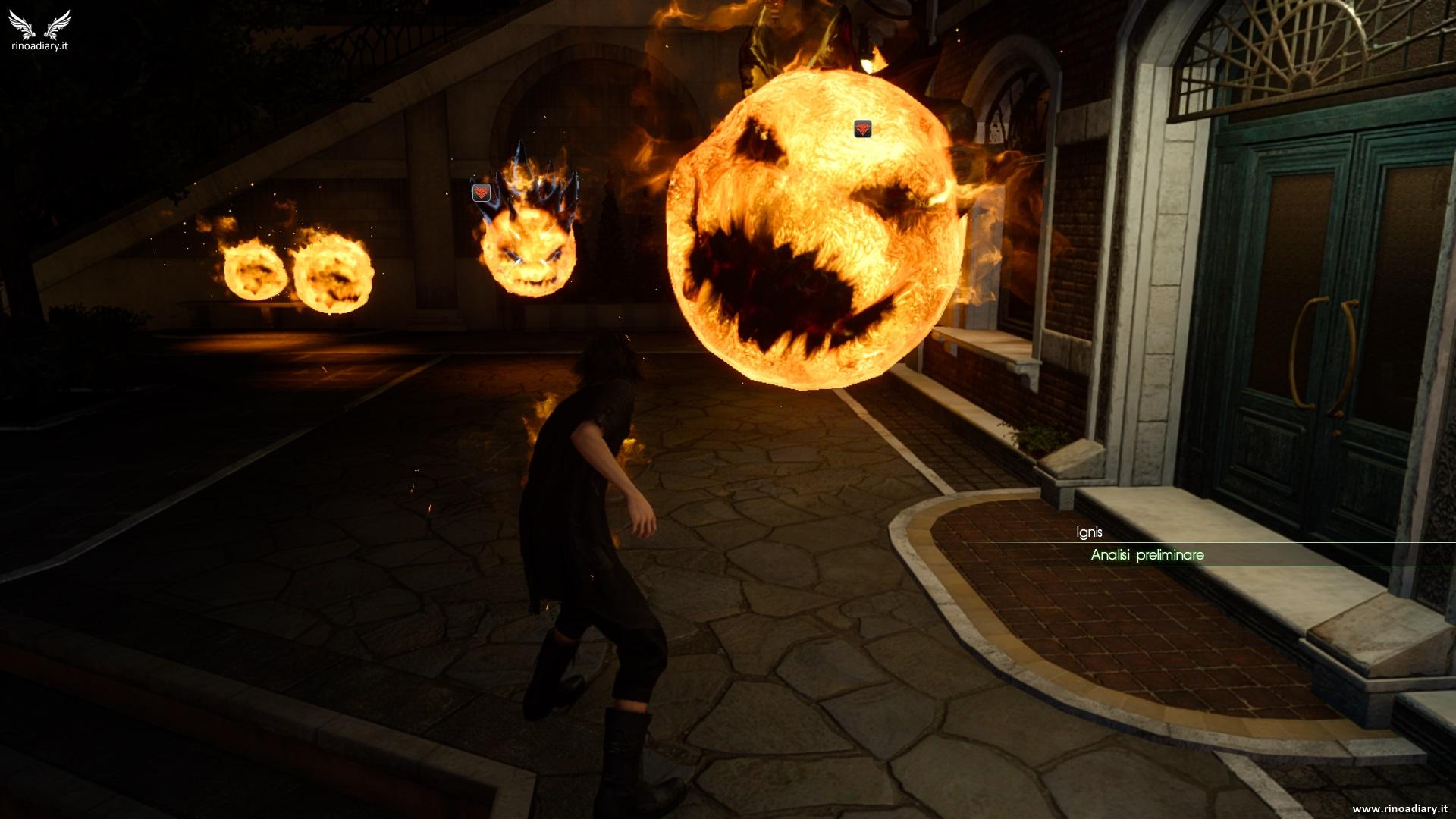 Final Fantasy XV – Richieste di Caccia