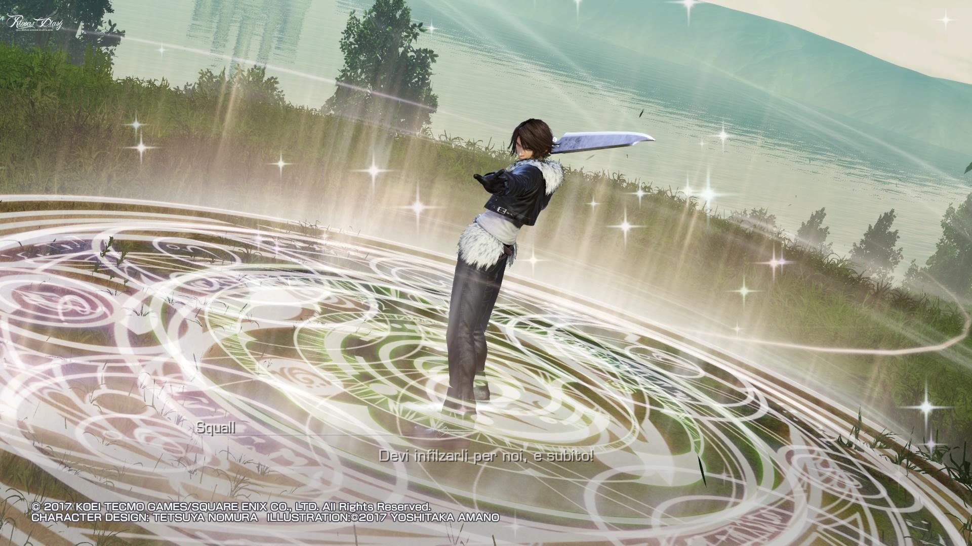 Tutti i personaggi giocabili (presenti e futuri) della Open Beta di Dissidia Final Fantasy NT!