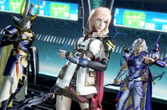 Aperte le iscrizioni alla beta di Dissidia NT Final Fantasy!