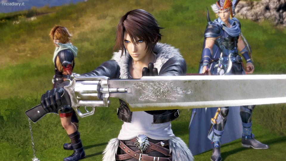 Dissidia Final Fantasy NT al Milan Games Week: il programma completo!