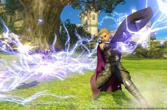 Ecco il trailer di lancio di Dragon Quest Heroes II!