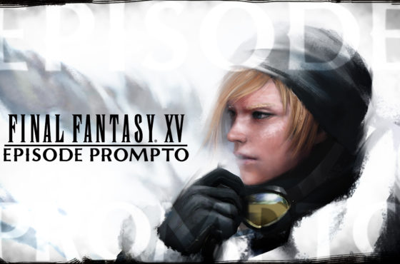 Un Active Time Report dedicato a FFXV: Episode Prompto!