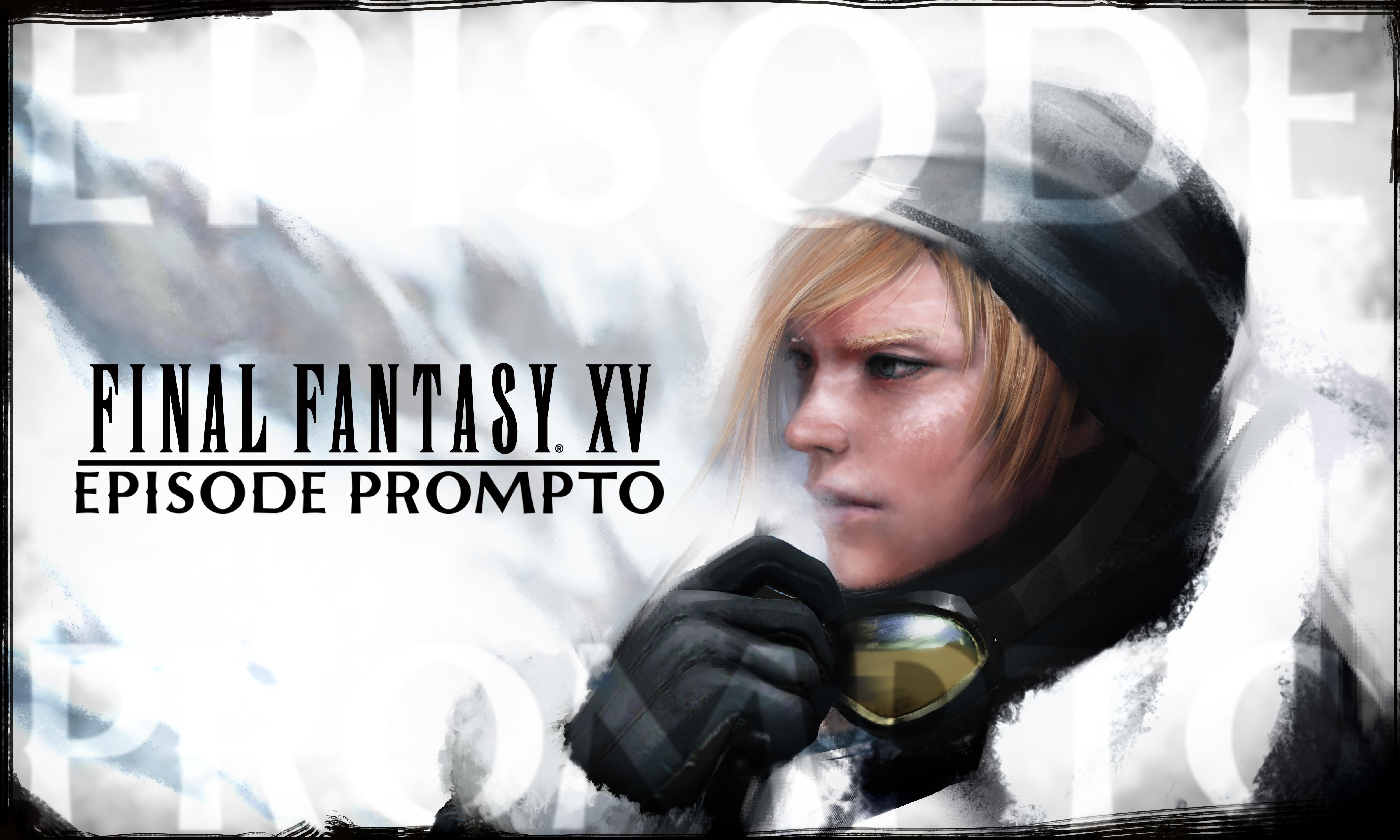 Un Active Time Report dedicato a FFXV: Episode Prompto!