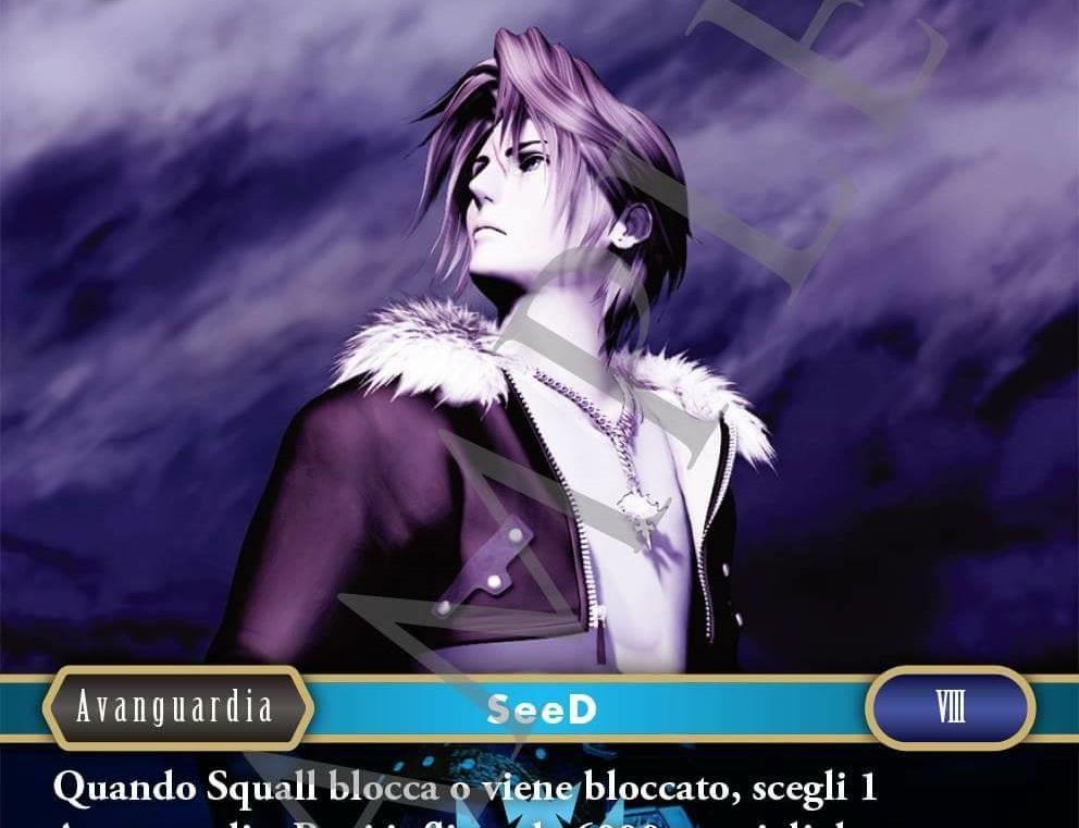 Domande frequenti su Final Fantasy Trading Card Game!