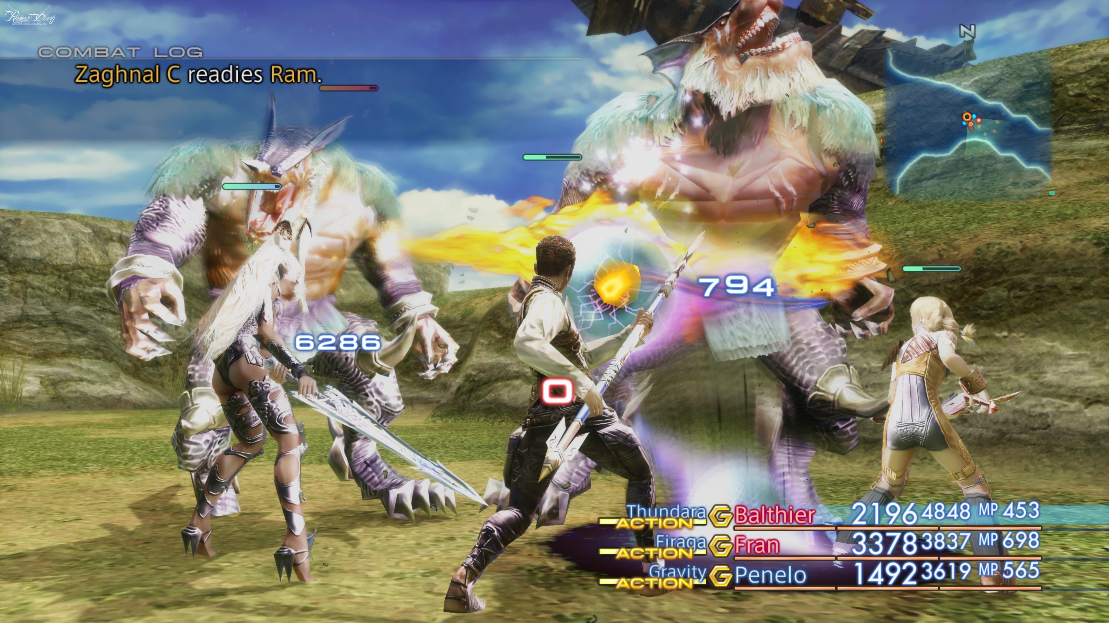 Final Fantasy XII: The Zodiac Age arriva su PC l'1 Febbraio!