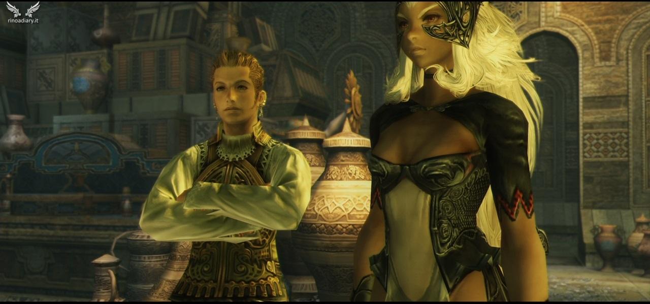 Nuovi video per Final Fantasy XII: The Zodiac Age dal Taipei Game Show!