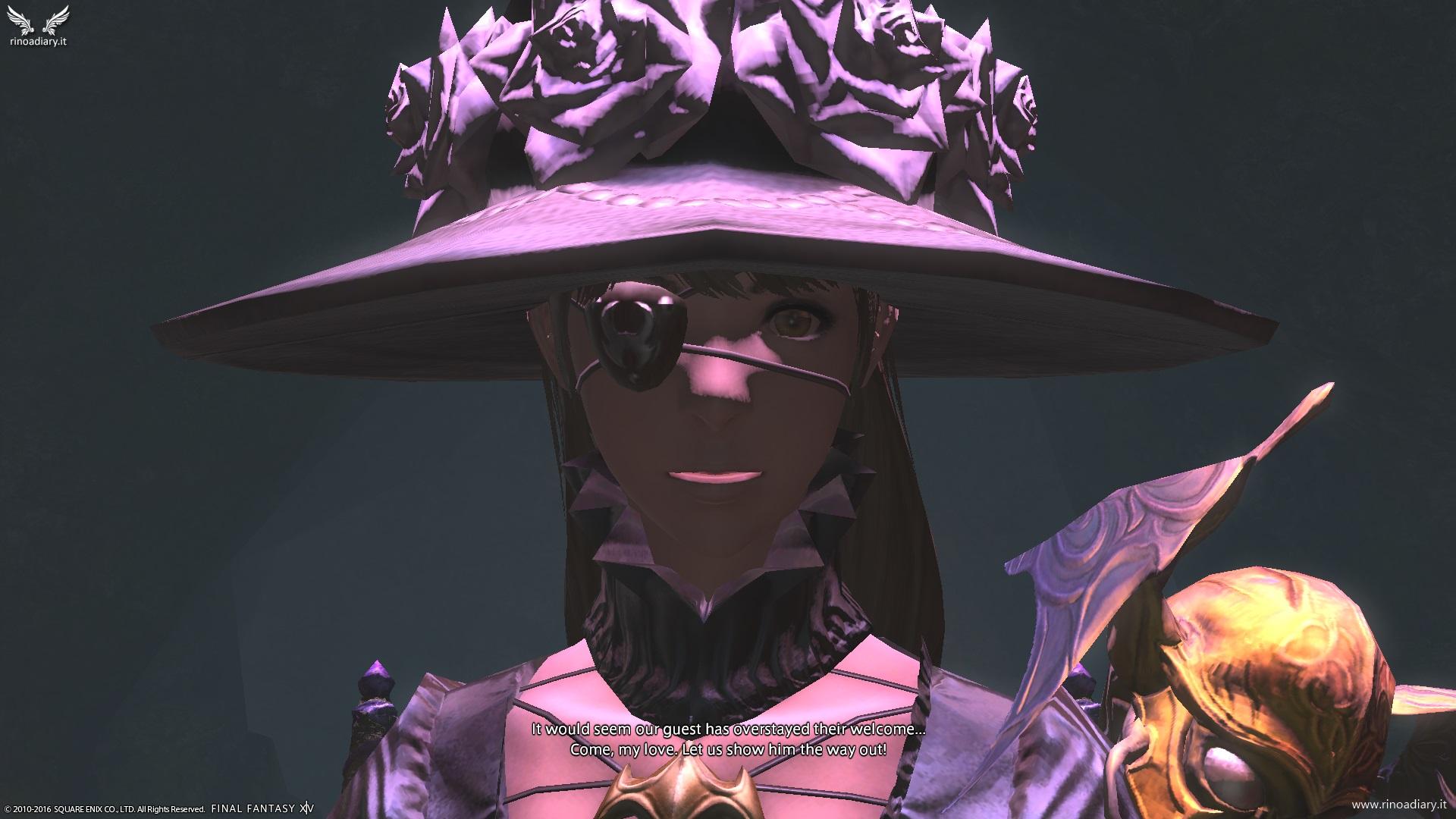 Final Fantasy XIV: guida a Edda Blackbosom, boss del piano 50 di Palace of the Dead