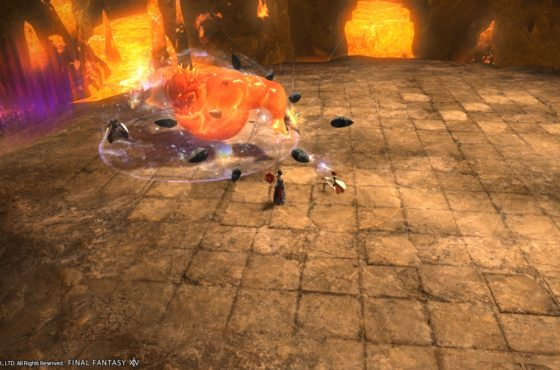 Final Fantasy XIV: guida al Palace of the Dead – Boss piani 51-100