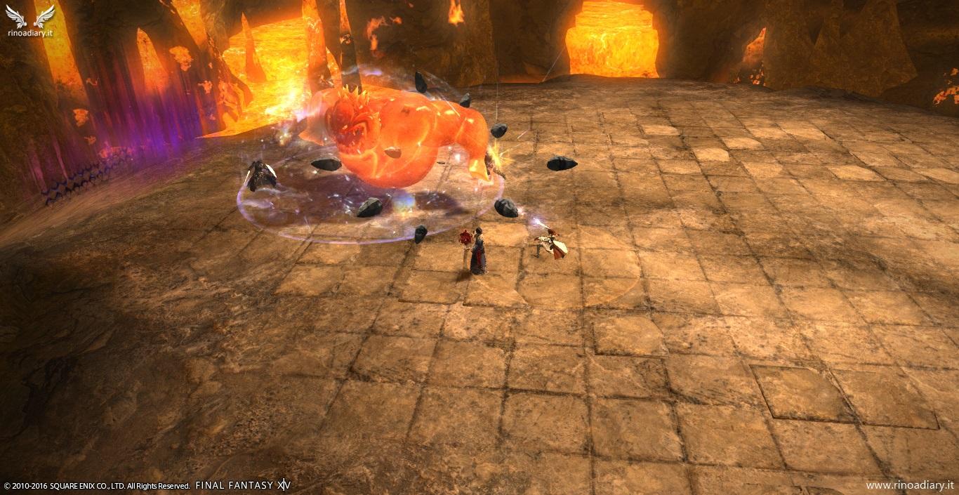 Final Fantasy XIV: guida al Palace of the Dead – Boss piani 51-100