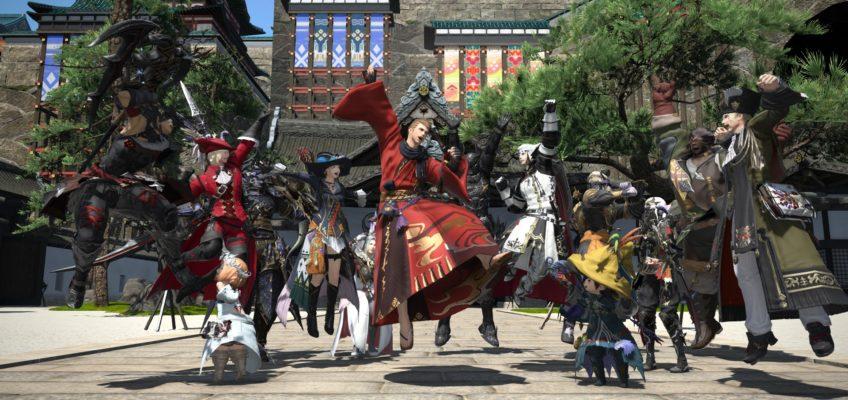 Benchmark, trailer e immagini per Final Fantasy XIV: Stormblood!