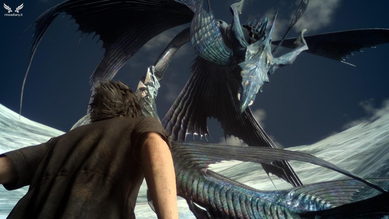 21 nuove immagini per Final Fantasy XV!