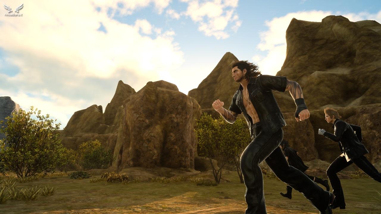 Le migliorie di Crown Update, prima patch di Final Fantasy XV!
