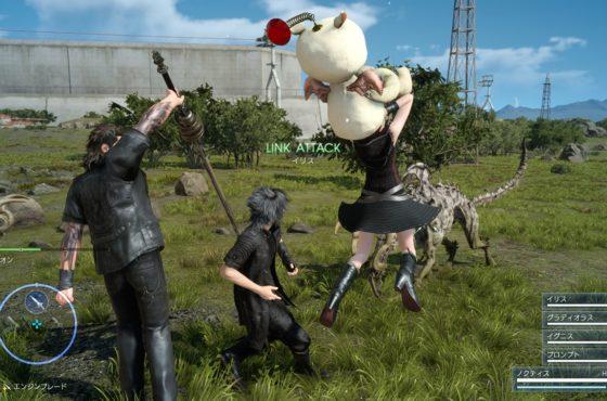 Tabata ipotizza cacce a tempo e un inedito avatar system per Final Fantasy XV!