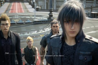 "Nuovo trailer ""Official Accolades"" per Final Fantasy XV"