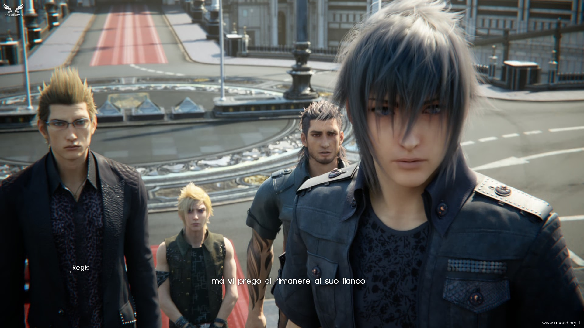 "Nuovo trailer ""Official Accolades"" per Final Fantasy XV"