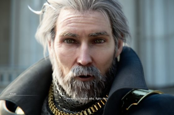 La timeline del Final Fantasy XV Universe