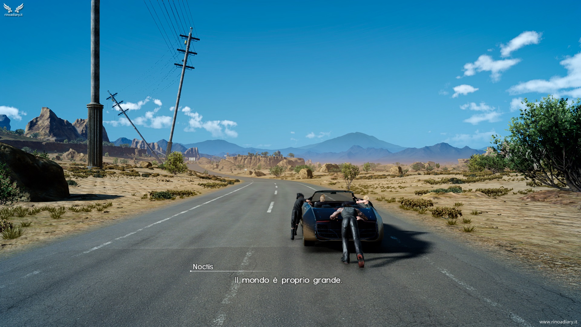 Video-ringraziamenti per il secondo anniversario di Final Fantasy XV