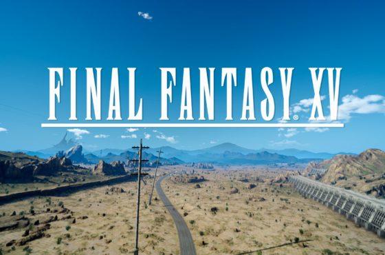 Aggiornamento alla versione 1.08 per Final Fantasy XV