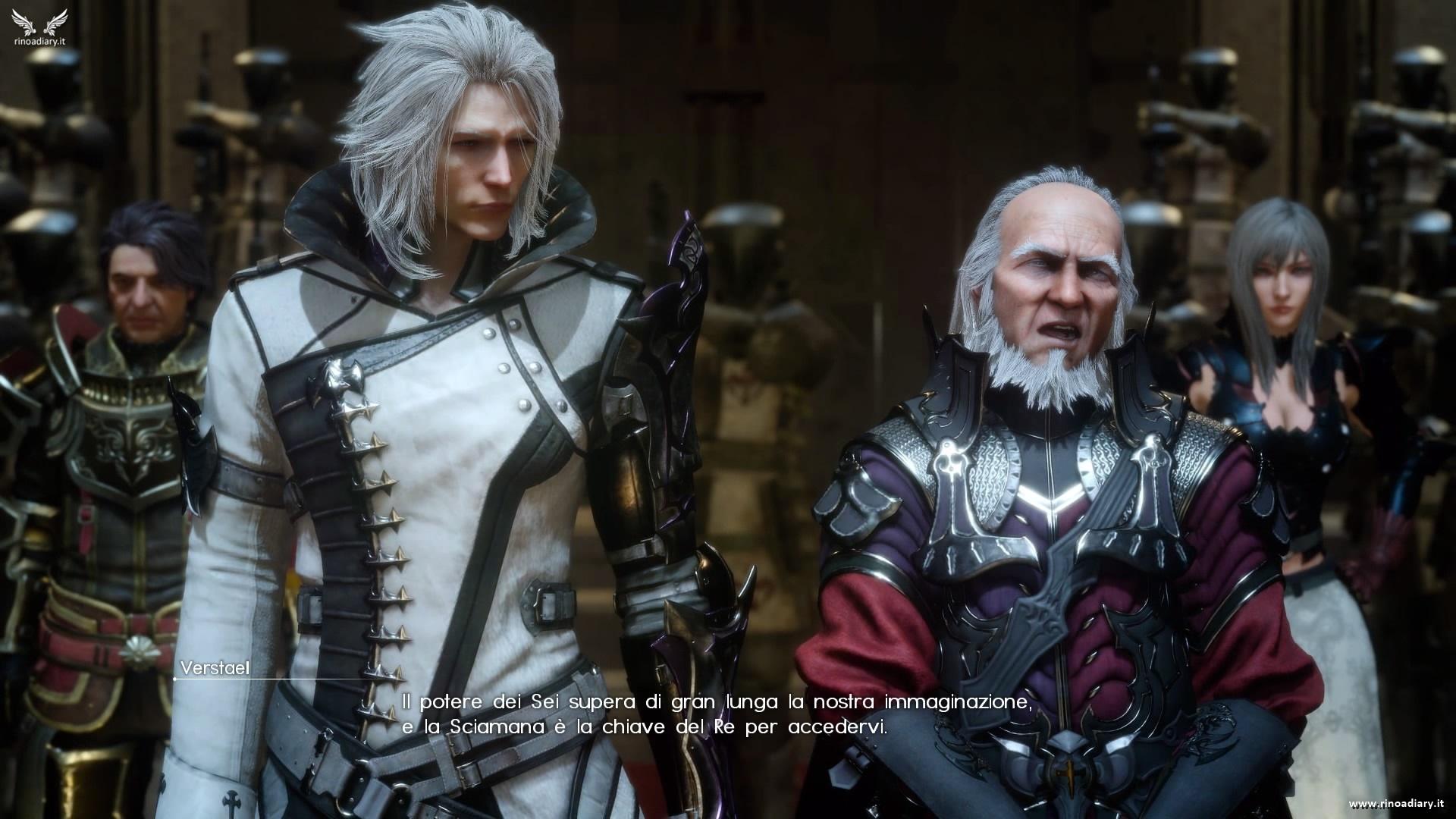 [rumour] In arrivo su Final Fantasy XV nuove scene su molti personaggi e l'espansione World of Versus