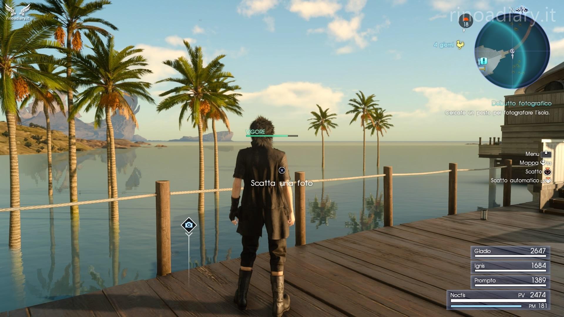 Final Fantasy XV – Missioni secondarie del Capitolo 4 – Duscae: regione occidentale