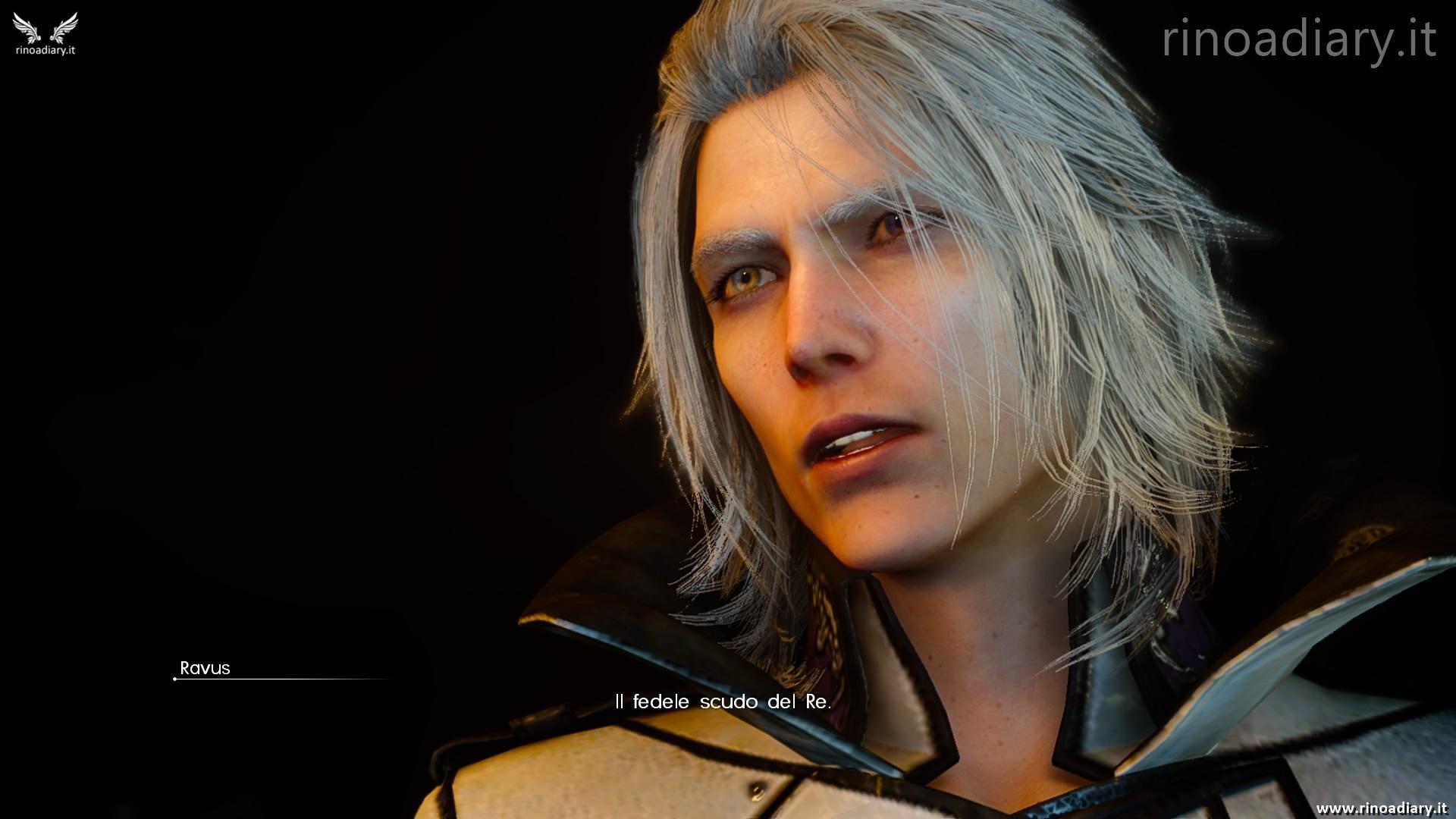 Cosa cambierà nel Capitolo 13 di Final Fantasy XV: nuove cutscene su Ravus e Iedolas, gameplay con Gladio e Ignis!