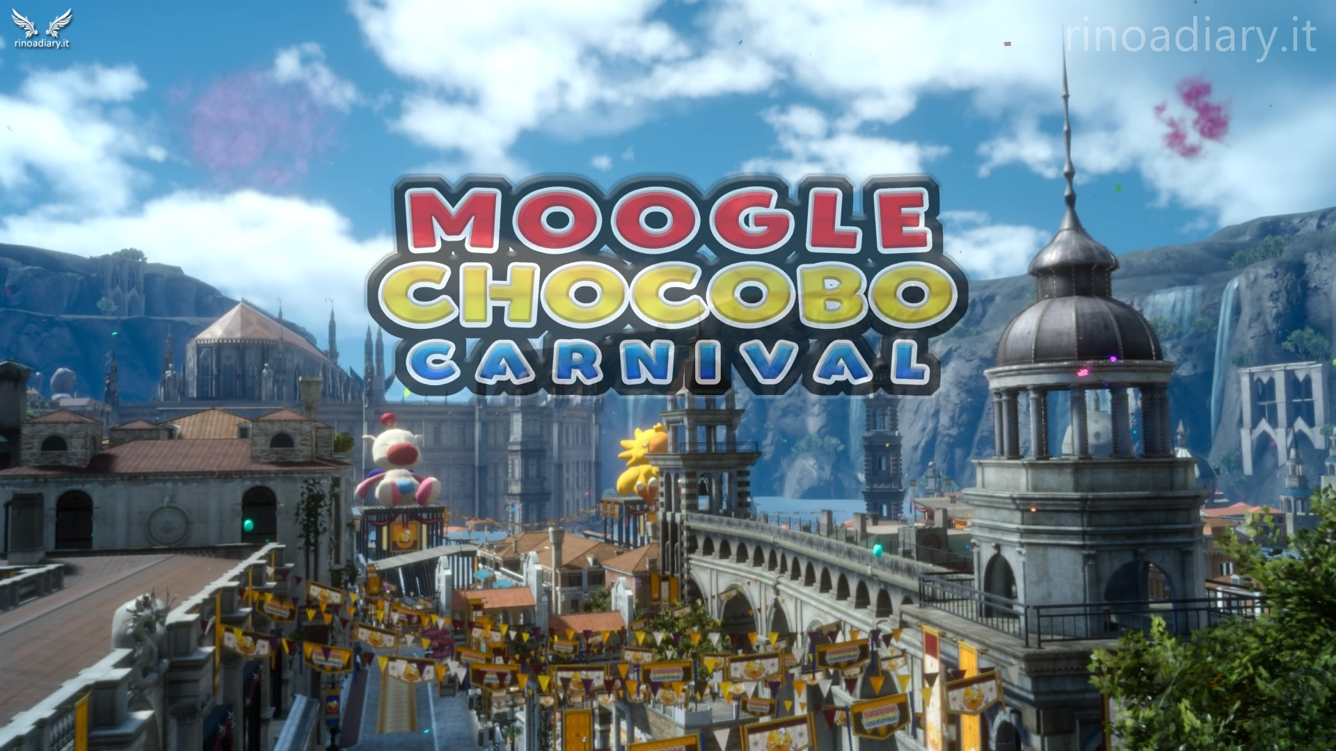Informazioni, video e foto del Carnevale Kupòkuè di Final Fantasy XV!