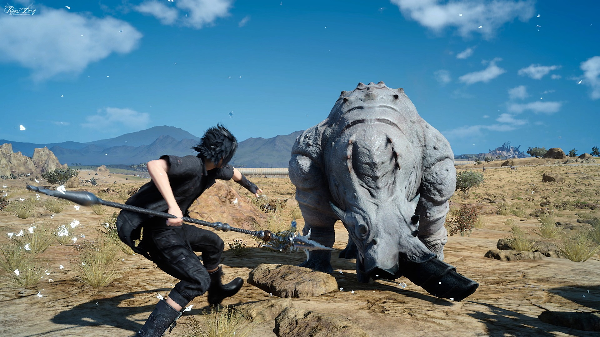 Jump svela due ospiti temporanei di Final Fantasy XV!