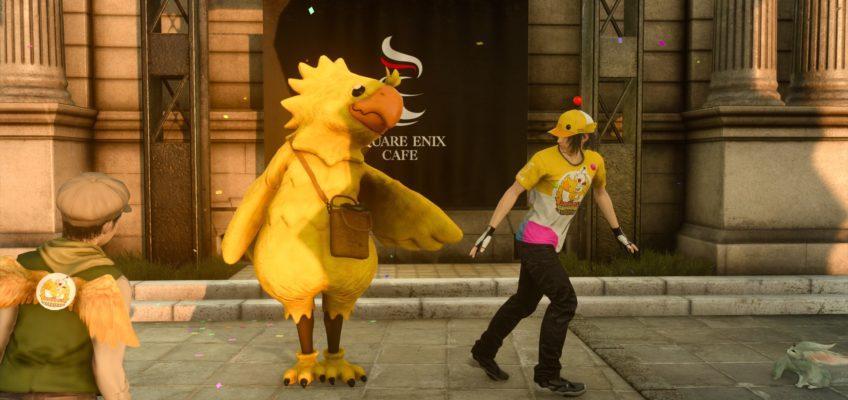 Tutti i giocatori potranno accedere al Festival di Final Fantasy XV!