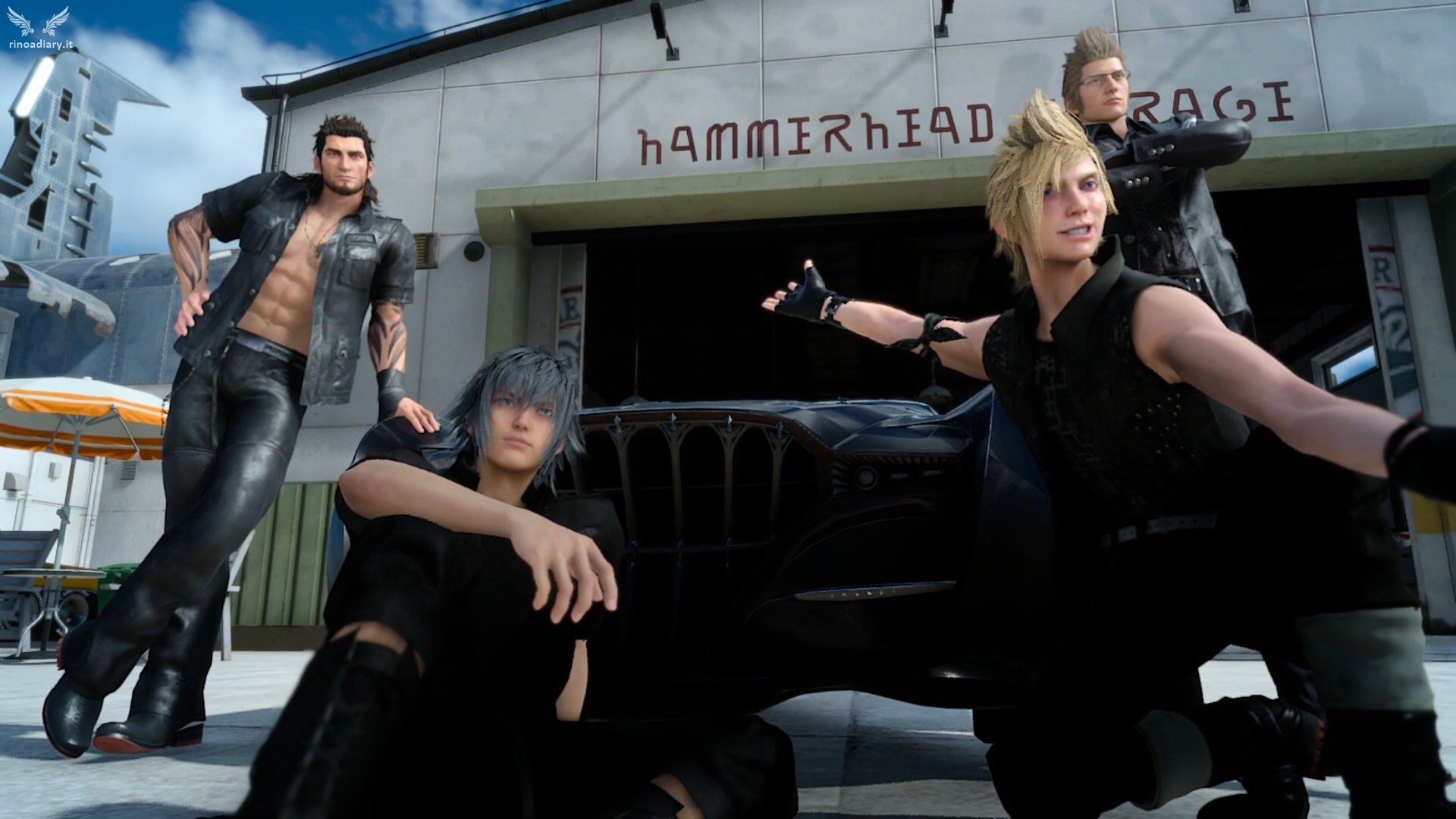 Un glitch di Final Fantasy XV permette di avere sempre nel party un certo Ospite…