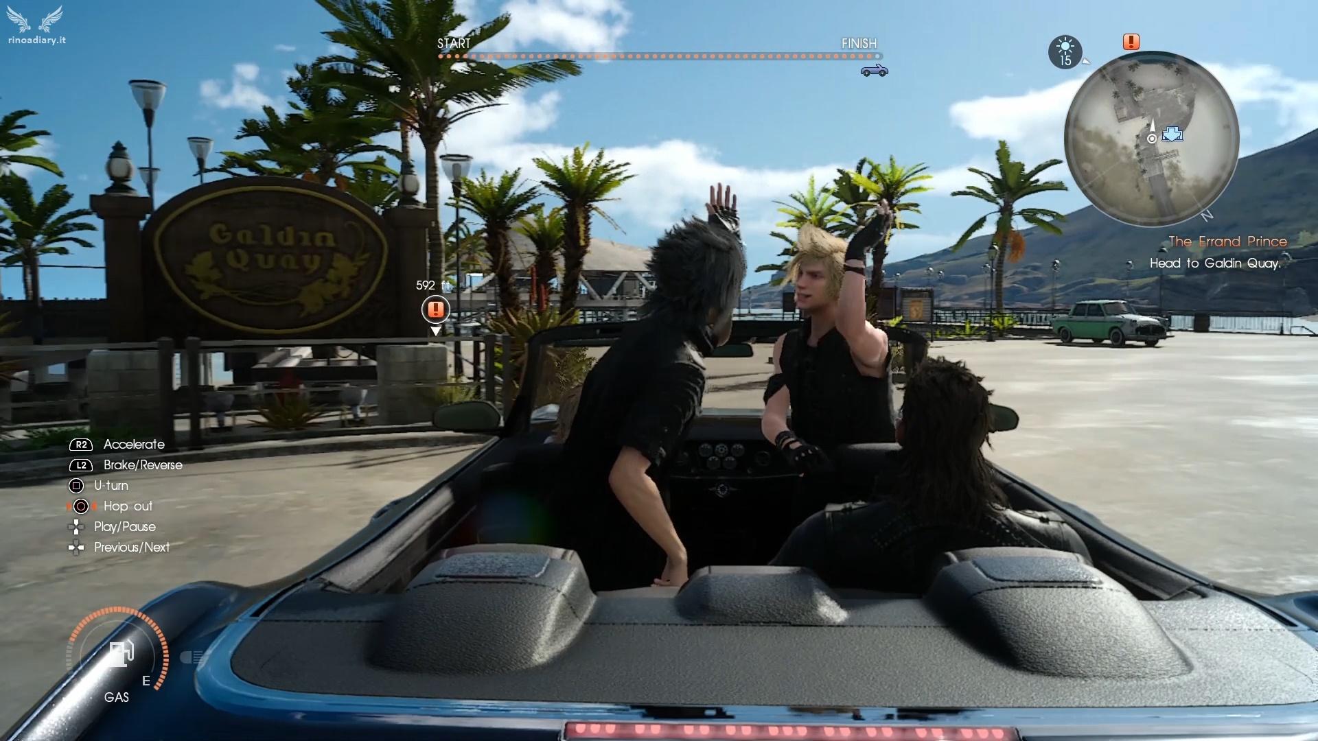 Multiplayer e Avatar System di Final Fantasy XV saranno collegati