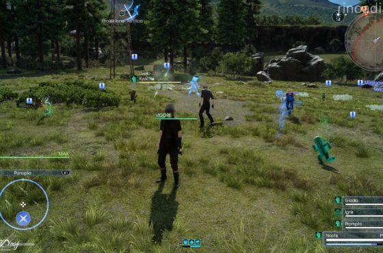 Final Fantasy XV – Missione a tempo – Kyactus e Kyaccatus!