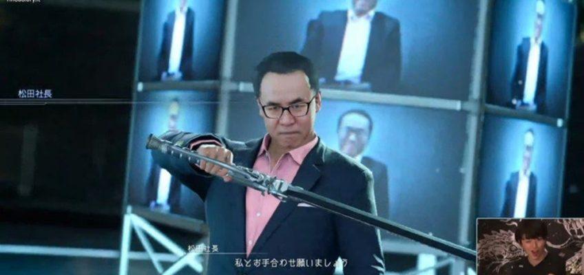 La battaglia tra Noctis e Matsuda diventa realtà!