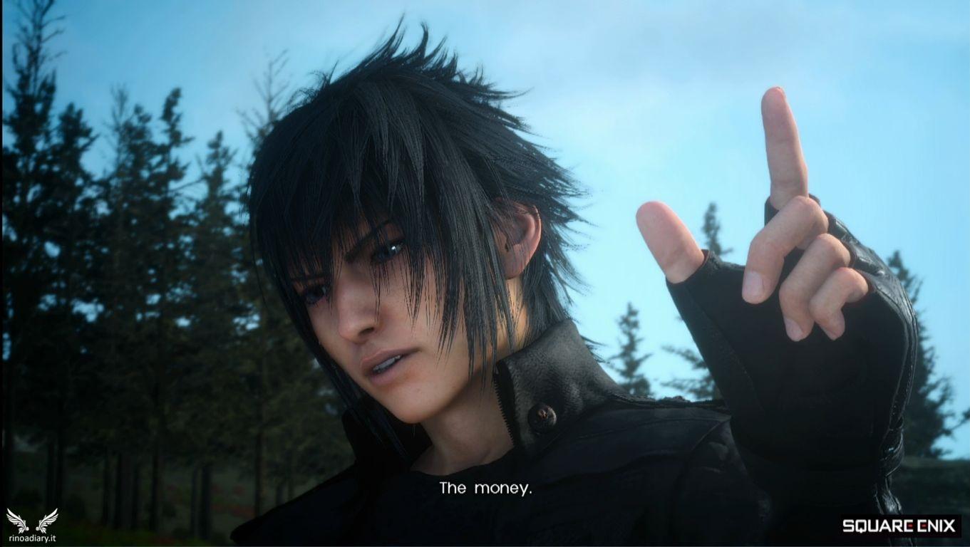 Final Fantasy XV – Un trucco per ottenere facilmente Guil!