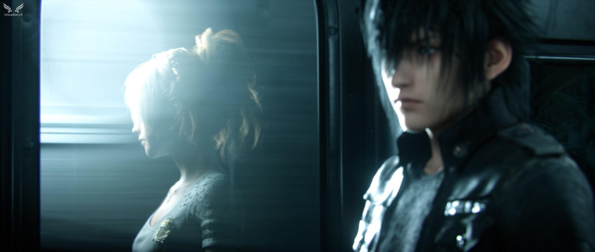 Screenshot in alta definizione da Omen, ultimo trailer di Final Fantasy XV