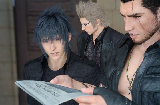 Annunciate le Ultimania di Final Fantasy XV!