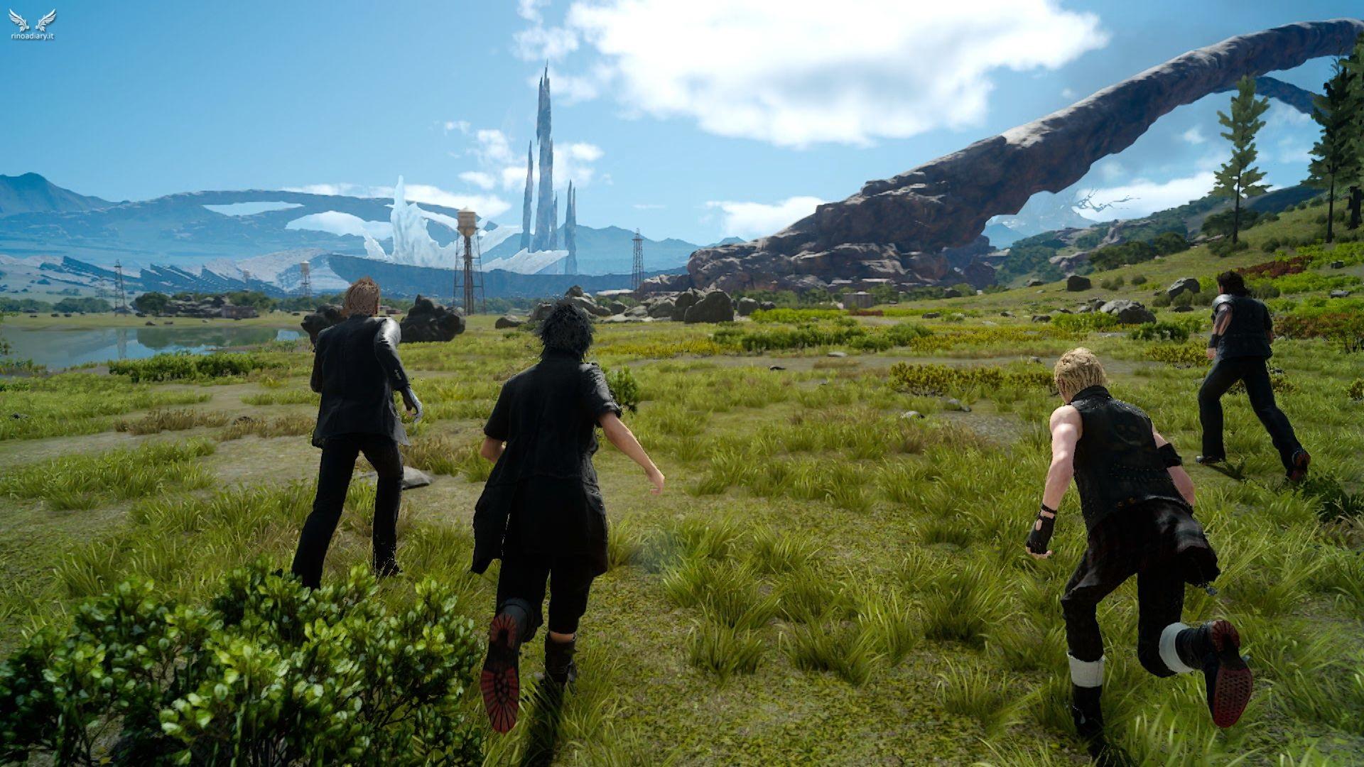 Final Fantasy XV: analisi del Sistema di Combattimento